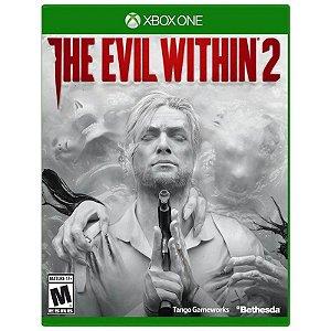 Jogo Mídia Física The Evil Within 2 Original Para Xbox One