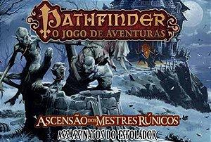 Jogo Pathfinder  Assassinatos Do Esfolador Devir