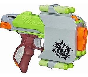 Lançador Nerf Zombie Sidestrike Original Hasbro A6765