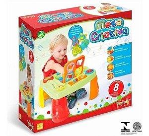 Maral Brinquedo Para Bebê Mesa Criativa