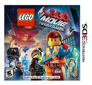 Jogo Lacrado The Lego Movie Videogame Para Nintendo 3ds