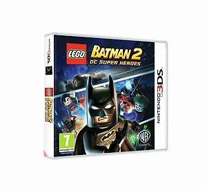 Jogo Lacrado Lego Batman 2 Dc Super Heores Para Nintendo 3ds