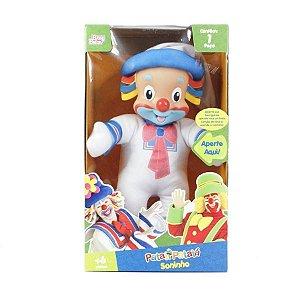 Brinquedo Boneco Patati Soninho Som E Luz Babybrink