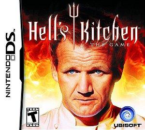 Jogo Midia Fisica Hells Kitchen Nintendo Ds Original