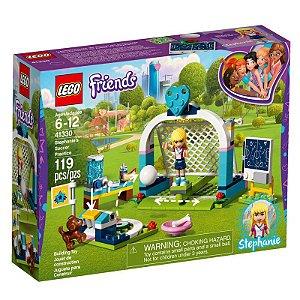Brinquedo LEGO Friends Treino De Futebol Da Stephanie 41330