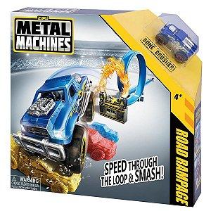 Pista Zuru Metal Machines Loop Road Rampage da Candide 8701