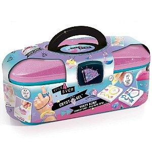 Brinquedo Infantil Fabrica de Pulseiras de Gel da Fun F00191