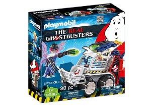 Brinquedo Playmobil Caca Fantasma Veiculo Esfera 9386