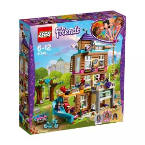 Brinquedo Blocos De Montar Lego Friends Casa Amizade 41340