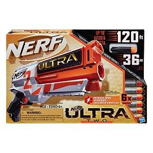 Lançador Nerf Ultra Two Motorizado com 6 Dardos Hasbro E7922