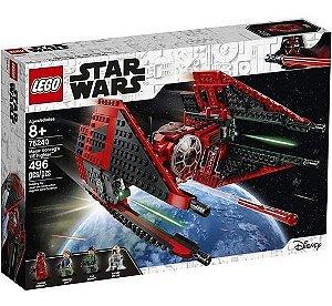 Blocos Lego Star Wars Disney Tie Fighter Major Vonregs 75240