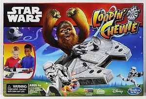 Brinquedo Jogo Star Wars Loopin Chewie Hasbro B2354