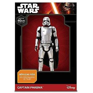 Brinquedo Boneco Captain Phasma 45 cm Star Wars Mimo 812