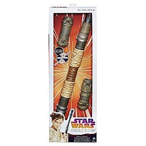 Brinquedo Bastão Do Destino Extensível Star Wars C1635