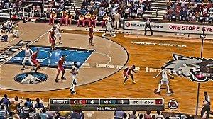 Jogo Mídia Física Nba Live 14 Original Para Xbox One
