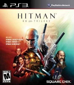 Jogo Novo Lacrado Ps3 Hitman Hd Trilogy Playstation 3