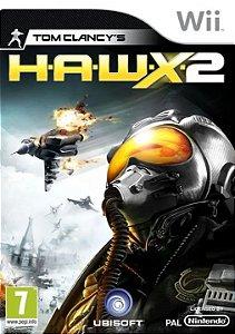 Jogo Mídia Física H.a.w.x 2 Hawx 2 Para Nintendo Wii