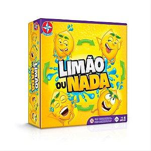 Novo Jogo De Tabuleiro Limão Ou Nada Original Estrela