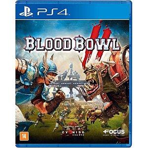 Jogo Midia Futebol Americano Blood Bowl 2 Playstation Ps4