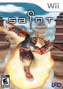 Jogo Saint Original E Lacrado Para Nintendo Wii