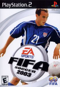Jogo Novo Fifa Soccer 2003 Nintendo Gamecube