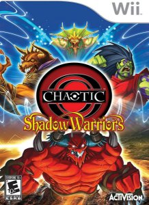 Jogo Lacrado Chaotic Shadow Warriors Para Nintendo Wii