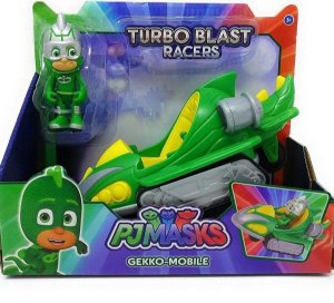 Brinquedo Turbo Blast Racers Pjmasks  Dtc