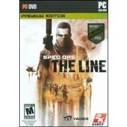 Jogo Lacrado Spec Ops The Line Premium Edition Pc Computado
