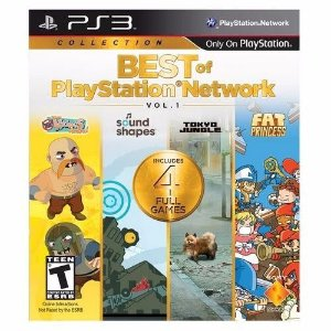 Jogo Best Of Playstation Network Volume 1 Playstation Ps3