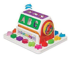 Brinquedo Criança Educativo Bebe Girababy Didático Mercotoys