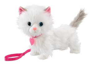 Brinquedo Fur Balls Pets Adotados Gato Mimi Fun Divirta-se