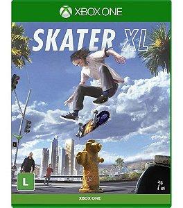 Jogo De Esporte Skater Xl Xbox One Mídia Física Novo Lacrado
