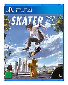 Jogo Midia Fisica Esporte Skater Xl Playstation Ps4 Lacrado