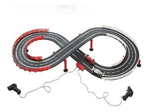 Brinquedo Pista Autorama Fast Track Original Estrela Premium