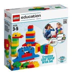 Lego Education Conjunto Criativo de Blocos Lego Duplo 45019