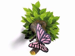Nova Luminária Borboleta Butterfly Night Light 3d Decoração