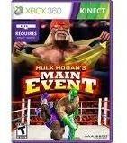 Jogo Hulk Hogan's Main Event Para Xbox 360 Requer Kinect