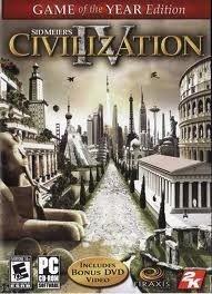Jogo Sid Meier's Civilization Iv Para Conputador Pc