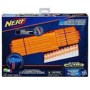 Lançador Nerf N-Strike Modulus Kit Clip Upgrade Hasbro B1534