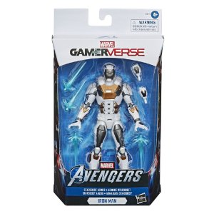 Boneco Marvel Legends Build a Figure Homem de Ferro E8711