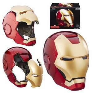 Marvel Legends Series Capacete Eletronico Homem De Ferro