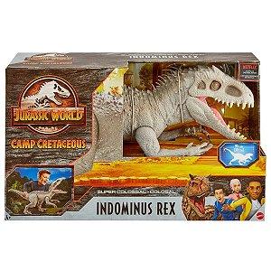 Jurassic World Camp Cretaceous Colossal Indominus Rex Gph95