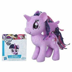 My Little Pony Friendship is Magic Pelucia Surpresa B9819