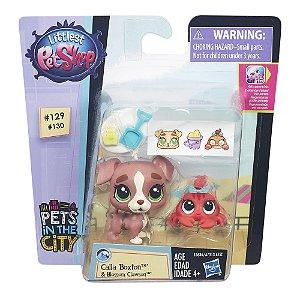 Figura Littlest Pet Shop in The City Surpresa Dupla A7313
