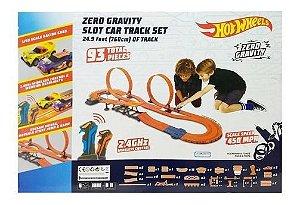 Autorama Pista 880cm Hot Wheels Track Set Zero Gravity Br069