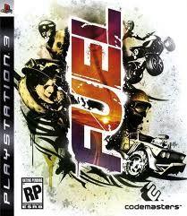 Jogo De Corrida Fuel Lacradoe Original  Para Ps3 Playstation