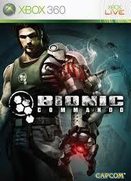 Jogo Ntsc Bionic Commando Lacrado E Original Para Xbox 360