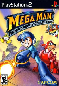 Jogo Mídia Física Mega Man Anniversary Collection Ps2