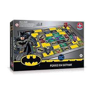 Jogo de Tabuleiro Estrela DC Batman Perigo em Gotham - 9897