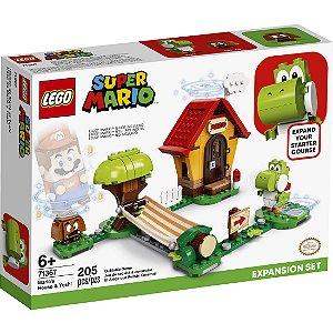 Lego Super Mario Expansao A Casa do Mario e do Yosh 71367